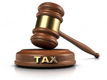 Tax Law Royalty Free Stock Image