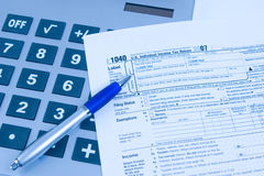 Tax lover Royalty Free Stock Photo