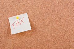 Tax Stock Photography