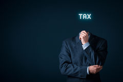 Tax optimization Stock Photography
