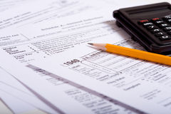 Tax Preparation Stock Images