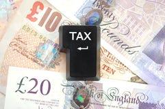 Tax return Stock Image