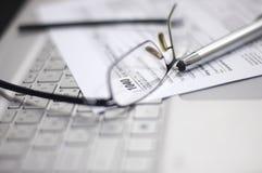 Tax Season Stock Image