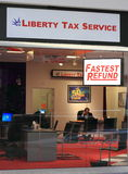 Tax Service Stock Image