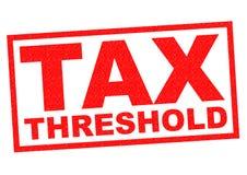 TAX THRESHOLD Stock Photos