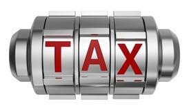 Tax time Royalty Free Stock Photos