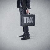 Tax Time Again Stock Images