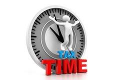 Tax time Stock Photo