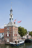 The Tax Tower in Alkmaar, the Netherlands Royalty Free Stock Images