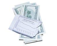Taxa de hipoteca Imagem de Stock Royalty Free