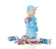 A taxa de matrícula conserva para as crianças Imagens de Stock Royalty Free