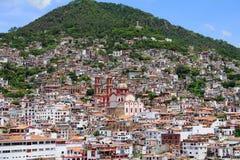 taxco города III стоковые изображения