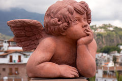 Taxco angel Stock Photo