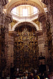 Taxco cathedral Royalty Free Stock Image
