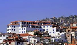 Taxco Hotel Stockbild
