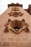 Taxco Santa Prisca Church II Stock Image