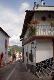 Taxco-Straße Stockfoto