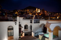 Taxco View Royalty Free Stock Photography