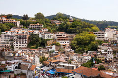 Taxco view Royalty Free Stock Photos
