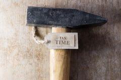 Taxe o tempo Imagem de Stock Royalty Free