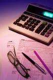 Taxes Royalty Free Stock Photo