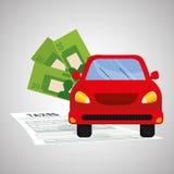 Taxes design. finance icon. Taxation concept. Taxes concept with icon design, vector illustration 10 eps graphic Stock Photo