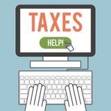 Taxes Royalty Free Stock Photos