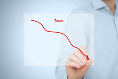 Taxes optimization Stock Photos