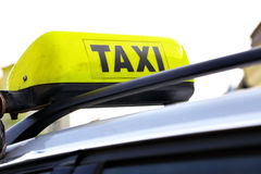 Free Taxi Stock Image - 11863431