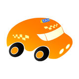Taxi. Stock Image