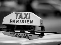 Taxi Imagen de archivo libre de regalías