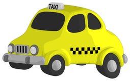 Taxi Fotografia Stock