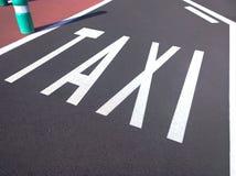 Taxi Royalty-vrije Stock Afbeeldingen