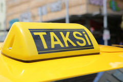 Taxi Stock Foto's