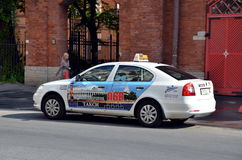 Taxi Photos stock