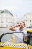 taxi Zdjęcia Royalty Free