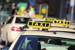Taxi 01 Fotos de archivo