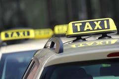 Taxi 06 Foto de archivo