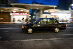 Taxi Royalty-vrije Stock Afbeelding