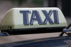 Free Taxi Royalty Free Stock Images - 924439