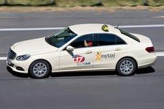 Taxi allemand photos stock