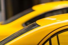 Taxi-Auto-Dach-Detail Lizenzfreie Stockfotografie