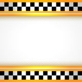 Taxi background square Royalty Free Stock Photography