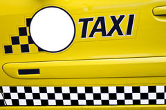 Taxi background Royalty Free Stock Images
