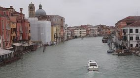 Venice Canal stock video