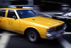 Taxi cab Stock Images
