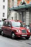 Taxi cab in London Stock Photos