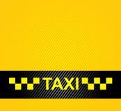 Taxi cab symbol Stock Photo