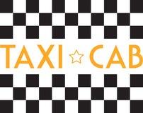 Taxi Cab Stock Photo