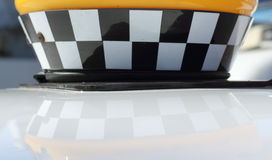 Taxi cabs Stock Image